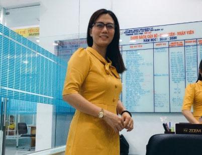 Phan Thị Thanh Nhàn giáo viên dạy kèm tại nhà