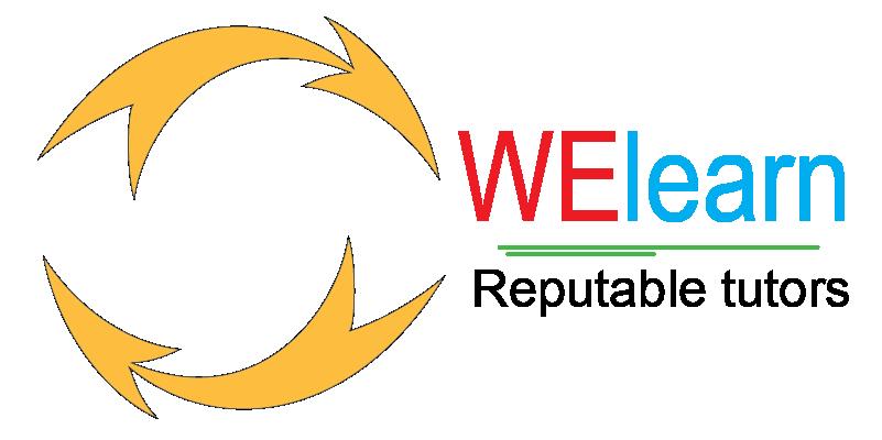 WElearn Logo
